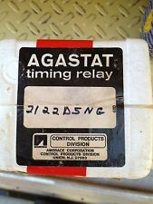 Agastat Timing Relay 2122D5NG