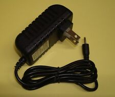 2.5mm AC Home Travel Charger for Kocaso NB1016 NB1016W 10-Inch Android Netbook