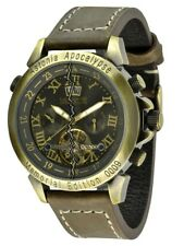 Calvaneo 1583 collector's Astonia Apocalypse Bronze World Automatic CLEARANCE