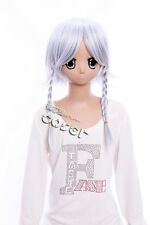 W-02 touhou project Izayoi sakuya cosplay perruque perruque wig argent silver