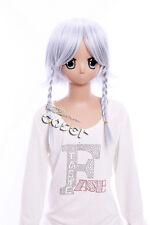 W-02 TOUHOU PROJECT Sakuya Izayoi COSPLAY Perücke Perruque Wig silber silver
