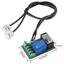 Water Level Detection Sensor Module Infrared Liquid Double-Level Alarm Control L