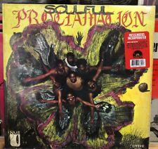 MESSENGERS INCORPORATED Soulful Proclamation RSD LP NEW VINYL Jazzman reissue