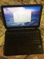 "Portatile Notebook Hp Chromebook 14-c001sa Intel 847 1.1 Ghz 4gb Ddr3 16 Gb 14"""
