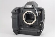 【Exc+++】 Canon EOS-3 35mm SLR Film Camera Body + PB-E1 from japan #405