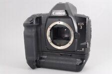 【Exc++++】 Canon EOS-3 35mm SLR Film Camera Body + PB-E1 from japan #405