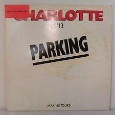 "Parking – Charlotte (Vinyl, 12"", Maxi 33 Tours, Promo)"