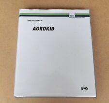 DEUTZ FAHR AGROKID 25  35  45  Werkstatthandbuch Original