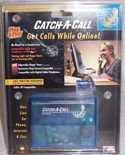 CATCH-A-CALL GET CALLS WHILE ONLINE PLUG & PLAY RS#43-2220
