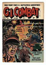 G.I. Combat #17 Golden Age High Grade Best on ebay