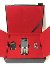 Vertu Ascent TI Ferrari Giallo Special Edition Cell Phone Yellow w/ Extras