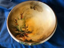 Nippon Art Pottery Bowl (late 1800s to early 1900s)