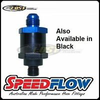 Speedflow 6AN AN-6 Check Valve BOSCH 044 910 911 979 Fuel Pump Outlet - 612-06