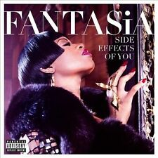 Side Effects of You [PA] by Fantasia (CD, Apr-2013, RCA) NEW