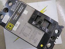 Square D FAL26015, 2 pole 15 Amp, 600 Volt circuit breaker