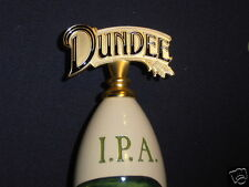 BEER TAP HANDLE J.W. DUNDEE I.P.A.  lot of 1 IPA THE GAME ROOM STORE, NEW JERSEY