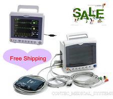 CONTEC portatile monitor multiparametrico paziente,segni vitali ECG NIBP SPO2 PR