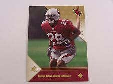 Dominique Rodgers-Cromartie ROOKIE #116 (Lot of 9) 2008 UD SP ROOKIE EDITION  FB