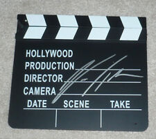 DIRECTOR NICOLAS WINDING REFN HAND SIGNED CLAPBOARD w/COA DRIVE PUSHER GOSLING