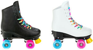 Rollschuhe Roller Skates Rollerskates Raven Iris verstellbare Größe - Neu!