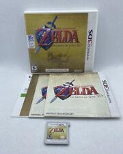 The Legend of Zelda: Ocarina of Time 3D (Nintendo 3DS, 2011) CIB Complete Tested