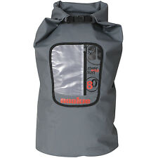 Nookie 80L Dry Bag/Dry Pack/Rucksack 2-way closure back pack with zipped pocket