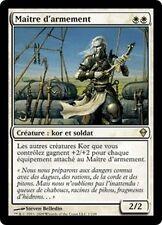 MTG Magic ZEN - Armament Master/Maître d'armement, French/VF