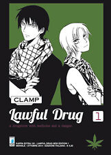 SC2709 - Manga - Star Comics - Lawful Drug New Edition 1 - Nuovo !!!