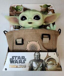 "Star Wars The Mandalorian Baby Yoda The Child 11"" Premium Plush Bundle IN HAND"