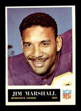 1965 Philadelphia #107 Jim Marshall  NM X1624165