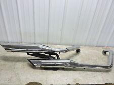 03 Honda VTX 1300 C VTX1300 muffler pipe exhaust