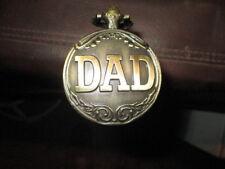 "Mw.A375: Vintage ""Dad"" Watch Top Of Ash Gadget Walking Stick Cane"