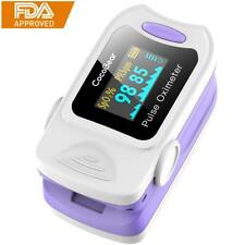 Oxygen Blood Pressure Monitor Oximeter Pulse Saturation Meter Health Care Device