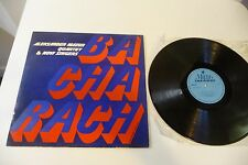 ALEKSANDER MAZUR QUARTET & NOVI SINGERS LP BURT BACHARACH POLAND PRESS.