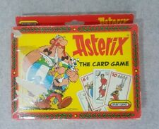 Asterix the card game 1990 vintage very rare