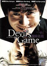 The Devil's Game _ Korean Movie DVD_ English Sub _ Region 0 _ Shin Ha-kyun
