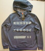 Under Armour Women's Synthetic Word Mark  Fleece Pullover   New With Tags