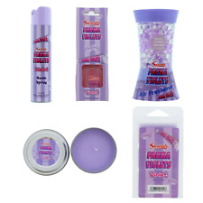 Swizzels Parma Violets,Love Hearts,Drumstick,Refreshers Fresheners Candles Melts