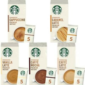 Starbucks Premium Instant Coffee ( 5 Sachets ) SOLD LOOSE
