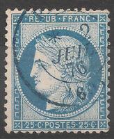"""CERES N°60, Càd BLEU """"Paris - (60)"""" TB"""