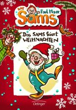Paul Maar - Das Sams feiert Weihnachten