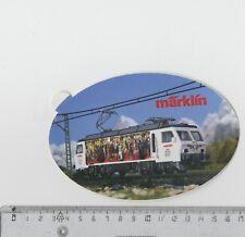 Decal/Sticker - Märklin Train/Trein/Treno/Fahrzug/Tren/поезд