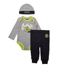 Vestiti grigi casual per tutte le stagioni per bambino da 0 a 24 mesi