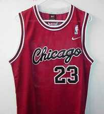 MICHAEL JORDAN CHICAGO BULLS CURSIVE JERSEY NEW WITH TAGS #2