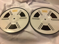 """SUPER 8 B&W SOUND FEATURE - """"FLYING DEUCES"""" Laurel & Hardy Complete (1939) 2x800"""