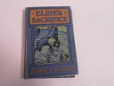 Elsies Sacrifice Nora C Usher    #14M376