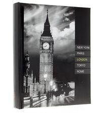 """Kenro Londres Skyline rojo álbum de fotos para 200 fotos 6x4"""" de vacaciones viaje de fin de semana"""