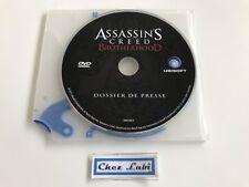 Assassin's Creed Brotherhood - Dossier De Presse - Promo DVD
