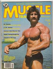 MUSCLE TRAINING bodybuilding magazine/CLINT BEYERLE/Dale Adrian/Dave Johns 5-77