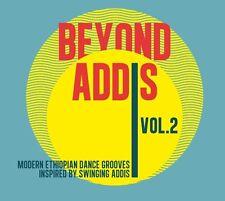 BEYOND ADDIS 02 MODERN ETHIOPIAN DANCE GROOVES-INSPIRED BY SWINGING ADDIS CD NEU